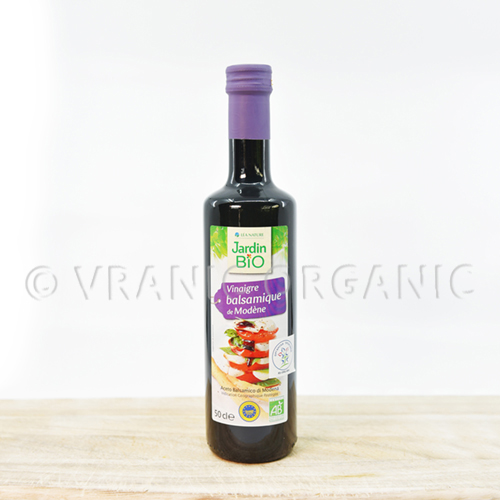 Organic Balsamic vinegar 0,5l
