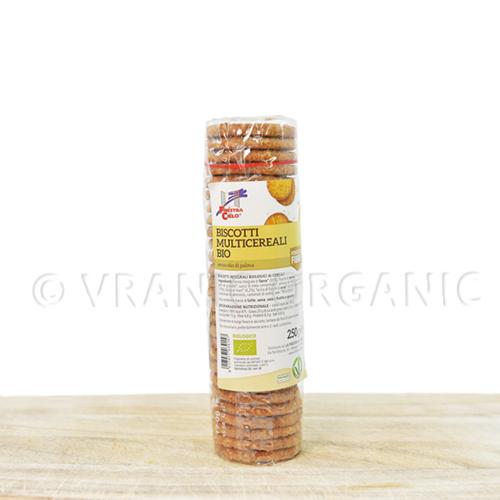 Organski keks/biskvit od žitarica