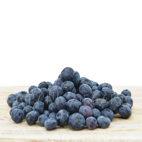 Frozen Organic Bluebberies (pack 250 grams)