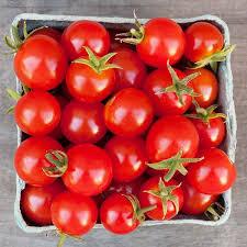 Svež organski čeri paradajz (pakovanje 500g)