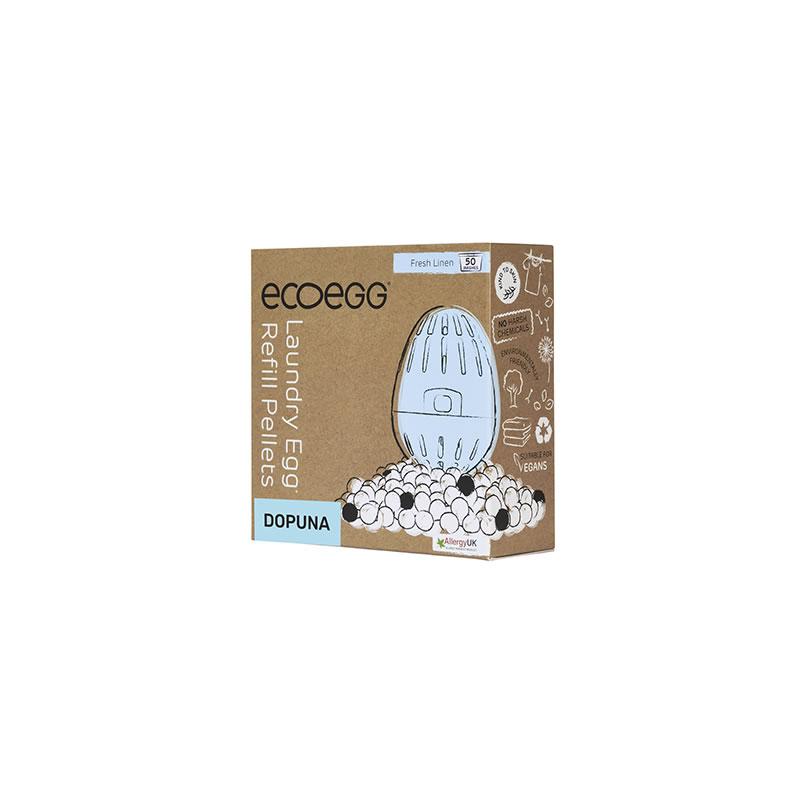 ECOEGG dopuna za ekološki deterdžent za veš, Miris svežine-50 pranja