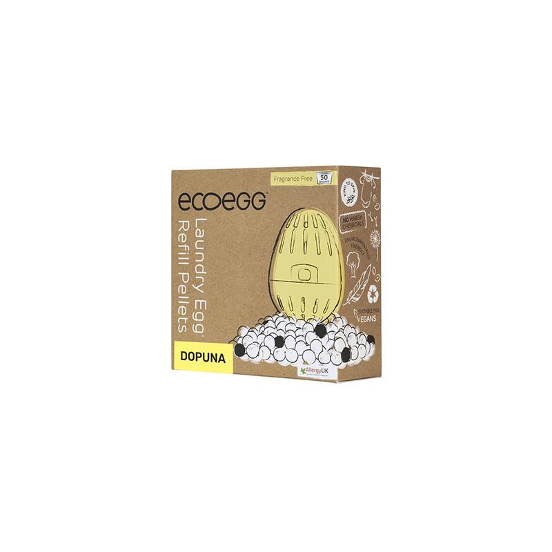 ECOEGG dopuna za ekološki deterdžent za veš, Neutralni miris-50 pranja