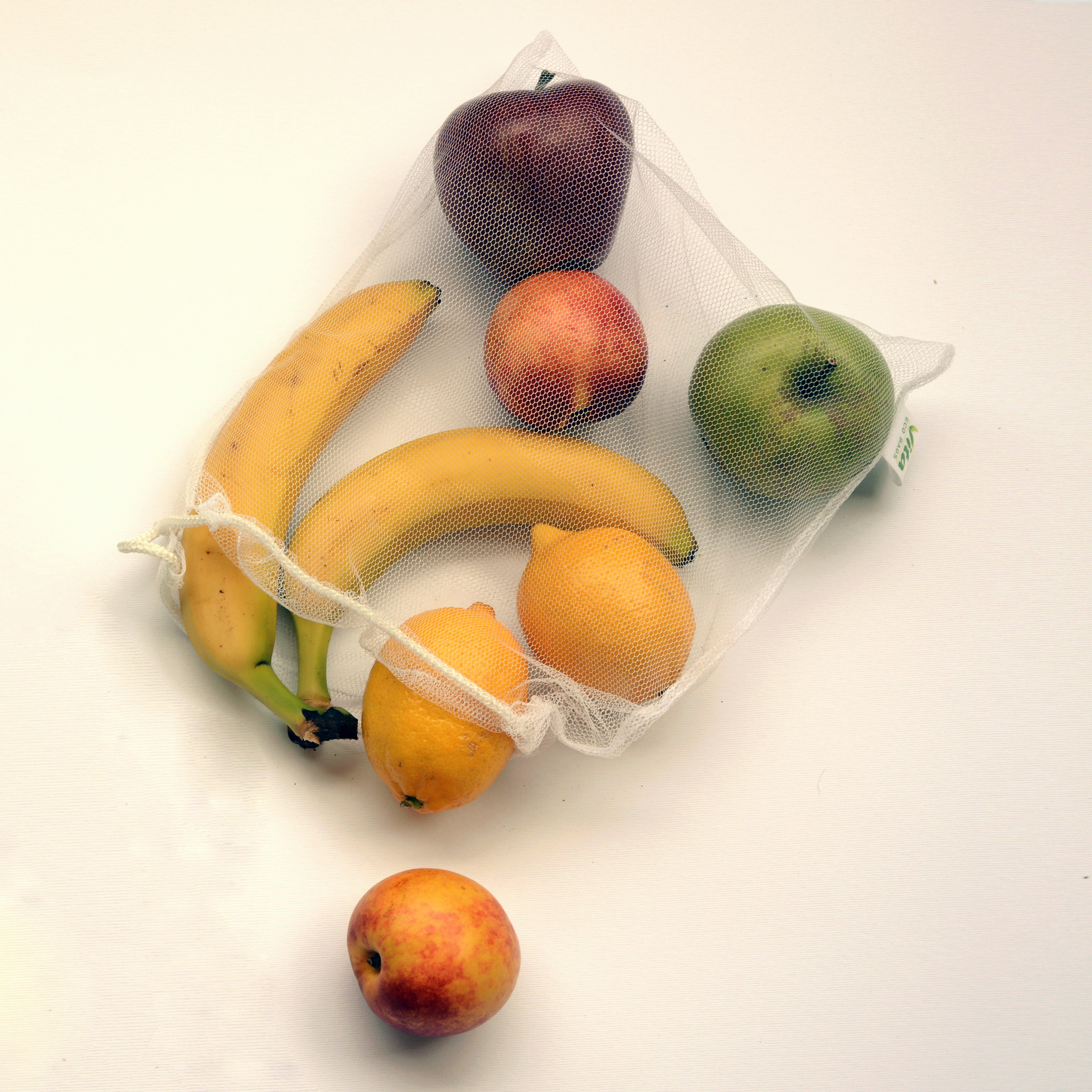 Eco Bags for fruits & vegetables (pack 3 pcs)