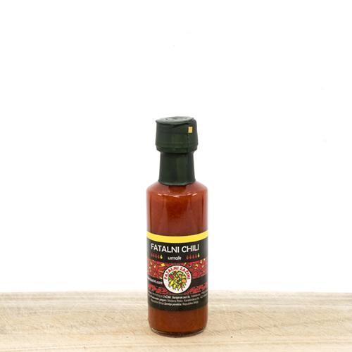 Hot Chili Sauce 100 ml