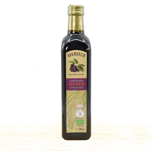 Organski Maticni sok od aronije 500ml