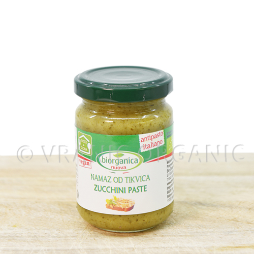 Organic spread with zuchinni 140g