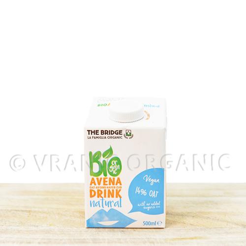 Organic oats drink 500ml