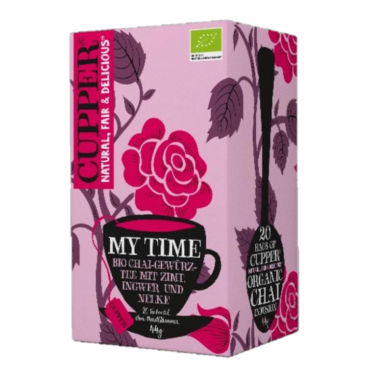 Organska mešavina biljnog čaja - My time