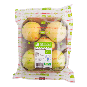 Organic Apples in pack (500g)