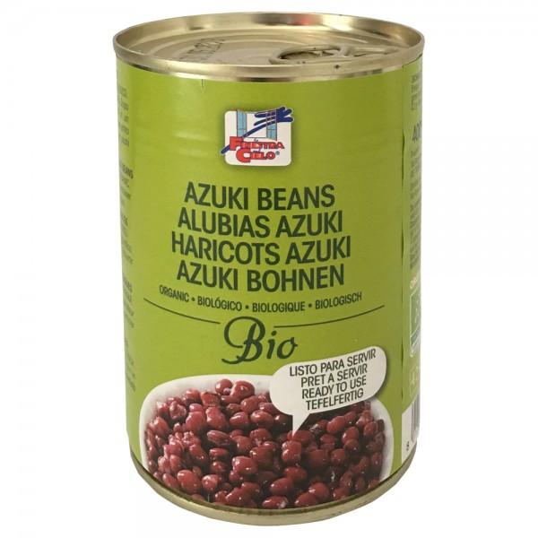 Organski azuki pasulj u konzervi 400g