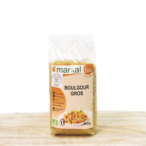 Organic Bulgure (500g) 500g
