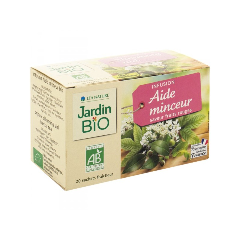 Organski čaj za liniju (20 pack)
