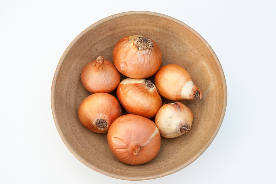 Fresh Organic Onion (pack 500g)
