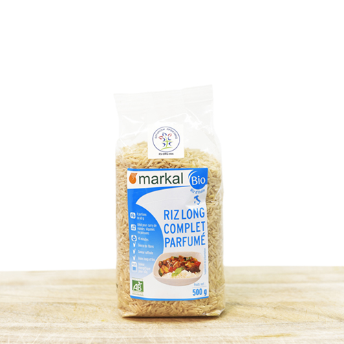 Bio Integral Basmati Rice pack 500g