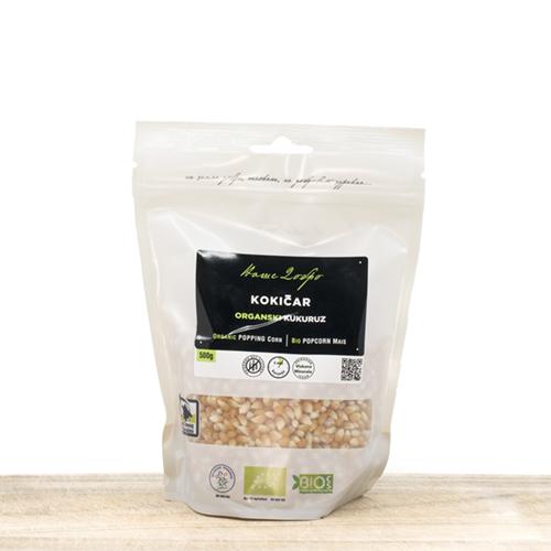 Organic Popcorn Mais 500g