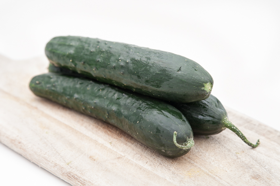Bio cucumbers (per kilo)