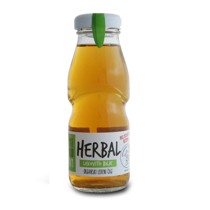 Organski ledeni čaj herbal 200ml