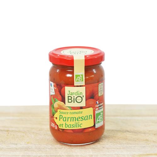 Organski paradajz sos sa parmezanom i bosiljkom 200g