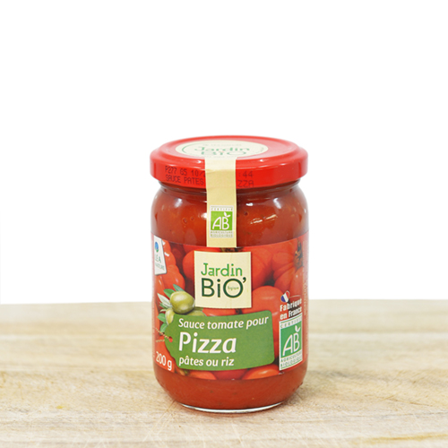 Organski paradajz sos za picu 200g
