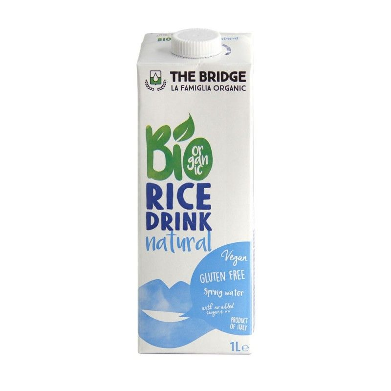 Organic rise drink 1L
