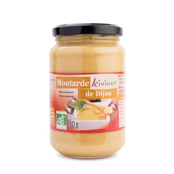 Organski senf dijon (pakovanje 350 grama