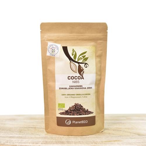 Organsko kakao zrno 150g