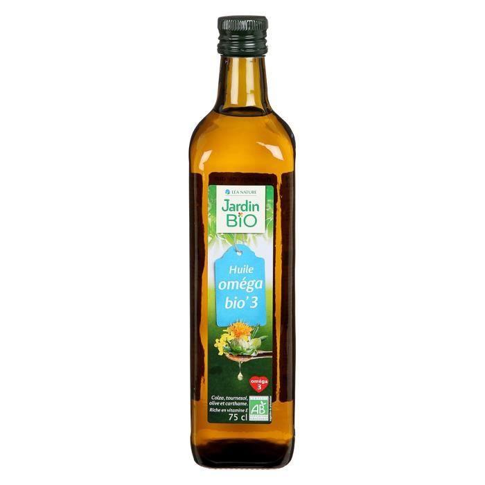 Organic Omega 3 Oil (0,75 lit)
