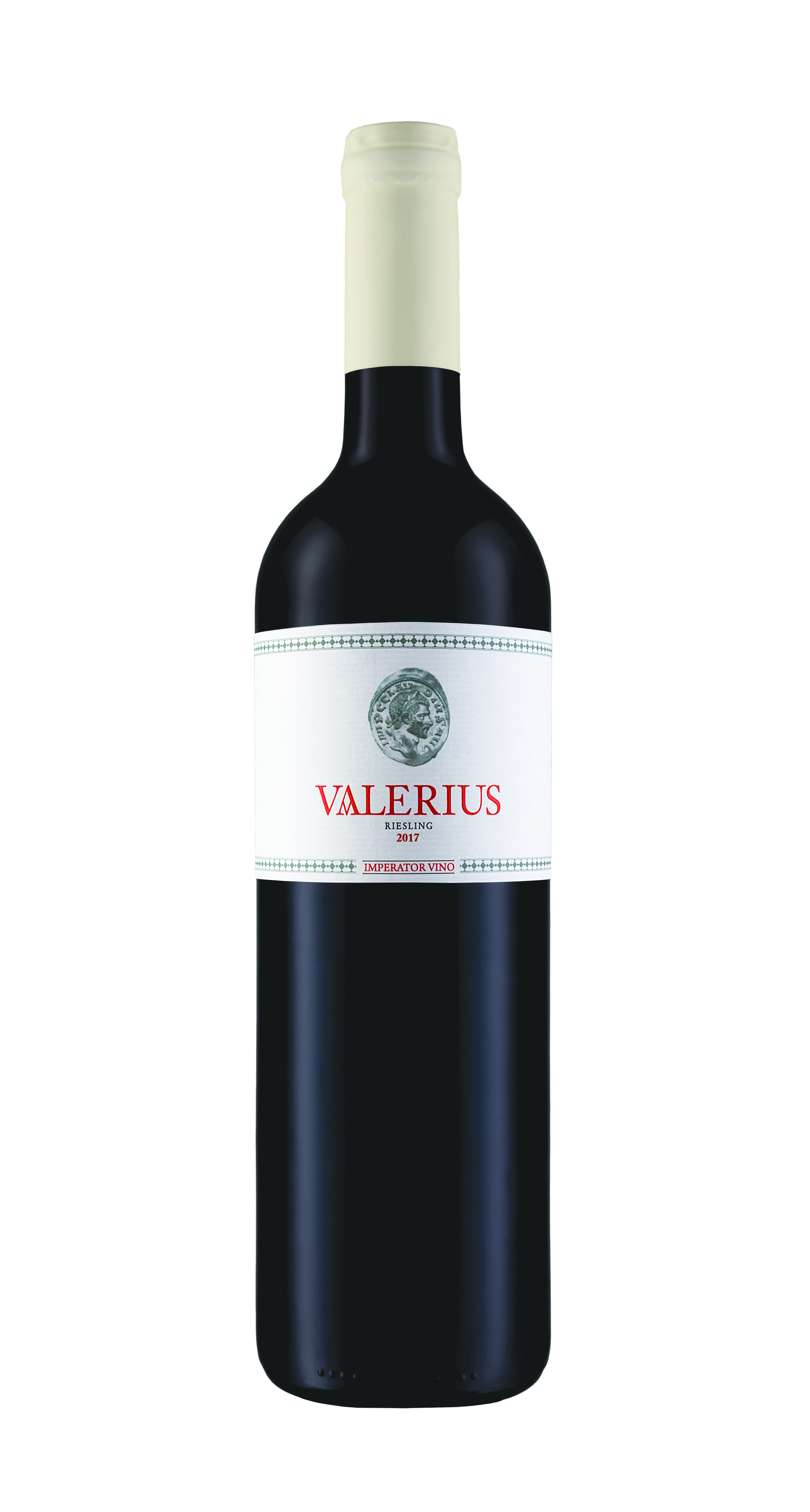 Organsko vino Valerius (rajnski rizling) 0,75l