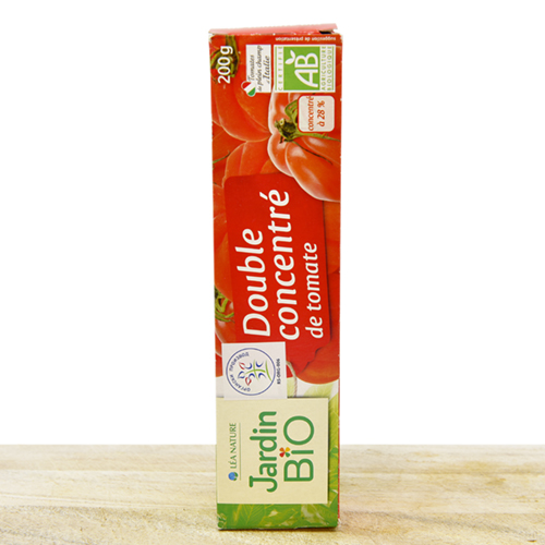 Organic tomato concentrated 200g