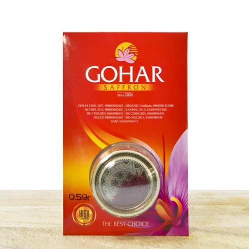Organski Safran  pakovanje 0,59 grama