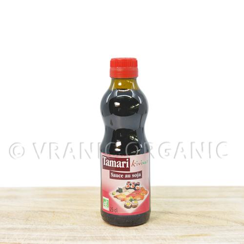 Organic soya sauce Tamari 250ml
