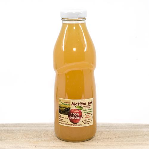 Matični sok od organske jabuke 0,5l