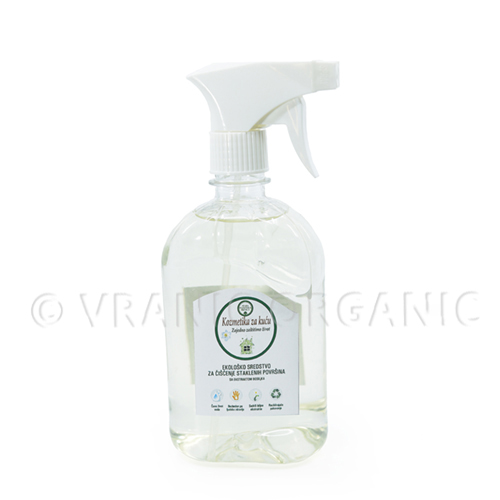Eco glass cleaning liquid 500ml