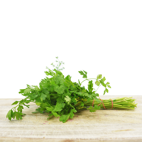Dried Organic Parsley 10 grams in pack