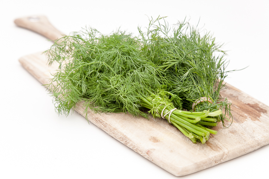 Fresh Organic Dill (bunch)