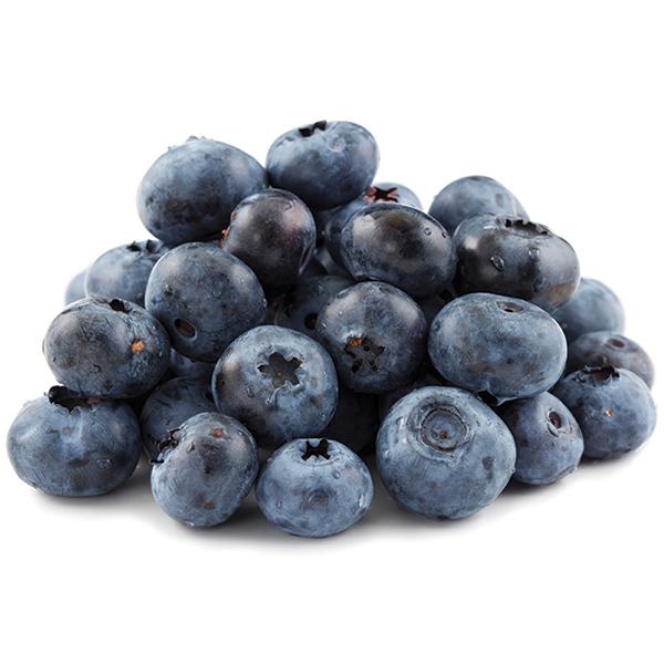 Organic Blueberries frozen 250g