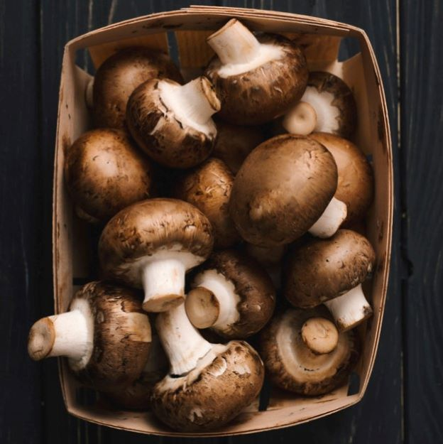Fresh Organic Mushrooms - Royal Champignons (pack 300g)