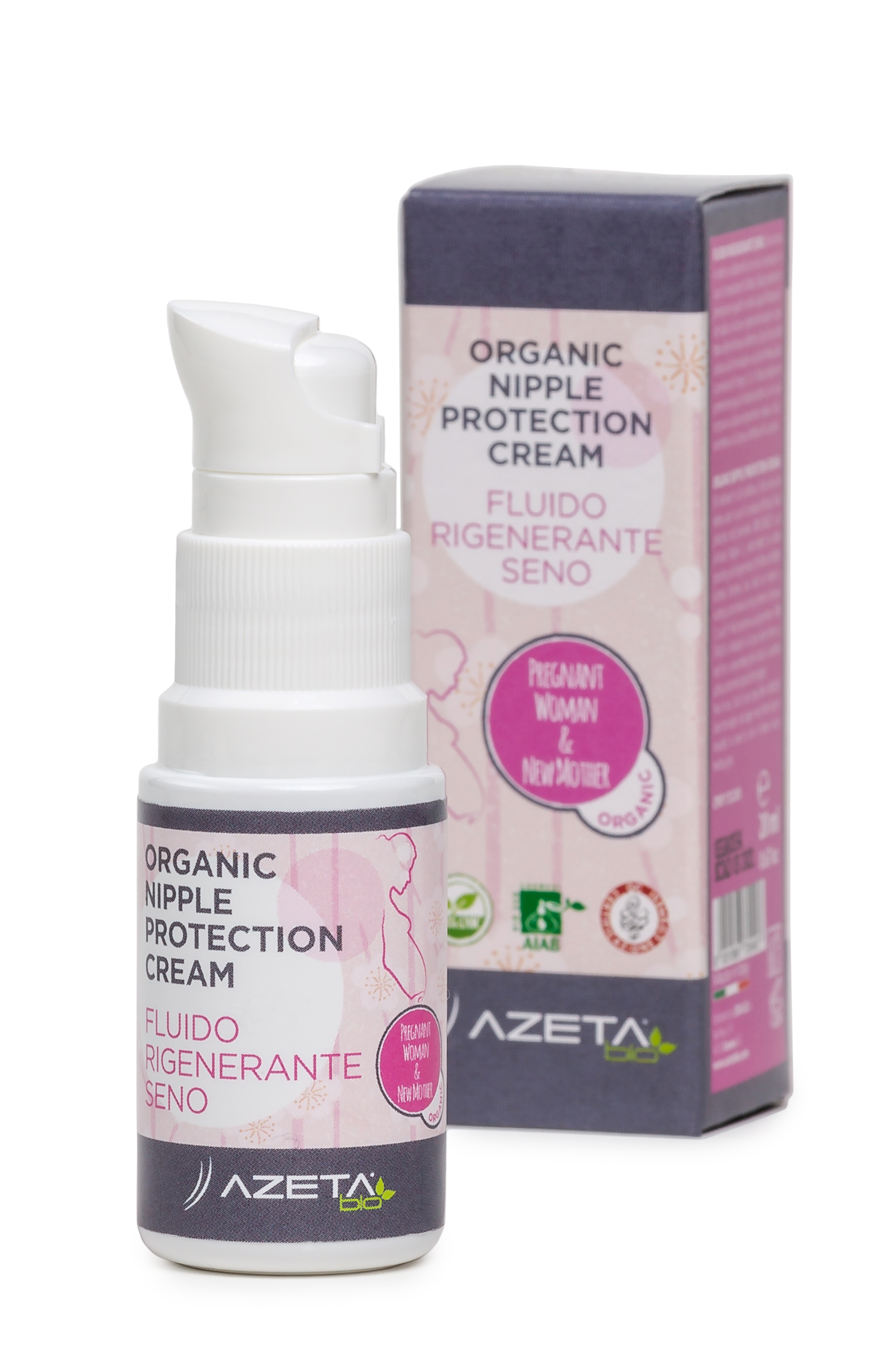 Organic Nipple protection creme 20ml