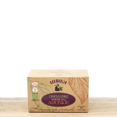 Čaj od organske aronije (20x4g)