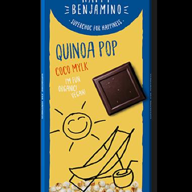 Organska čokolada kinoa 70g