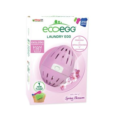 ECOEGG, Natural laundry detergent (Spring Blossom - 210 washes)