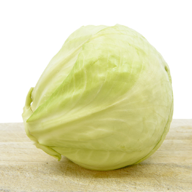 Organic cabbage (per kilo)