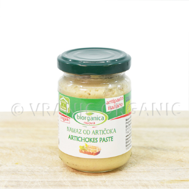 Organic spread with artichoke 140g