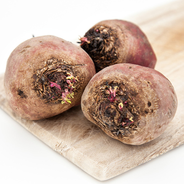 Organic beetroot (pack 500g)