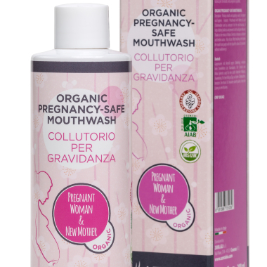 Organic Pregnancy safe mouthwash 200ml
