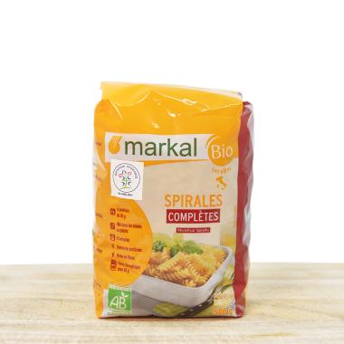 Bio integral macaroni pack 500g