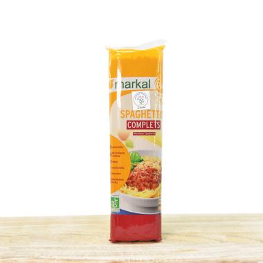 Bio integral spaghetti pack 500g