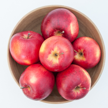 Organic apples (per kilo)