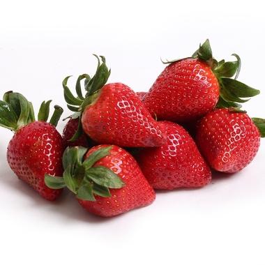 Organic strawberries (per kilo)