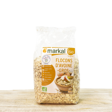 Bio buckwheat flakes - big pack 500g